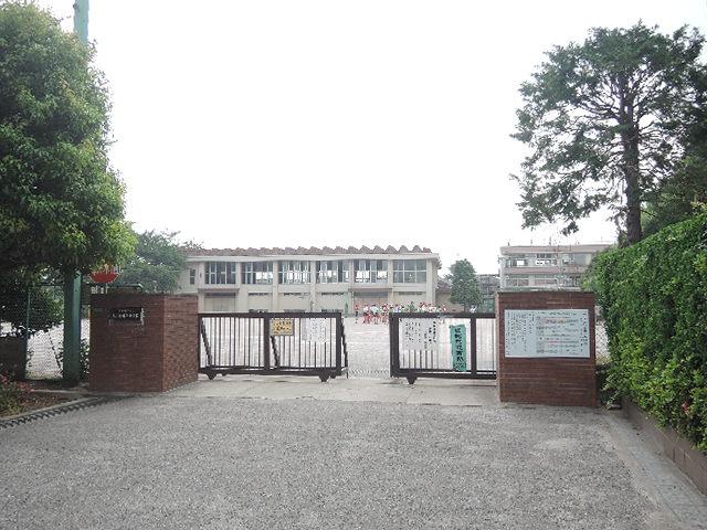 練馬区立上石神井北小学校|石神...